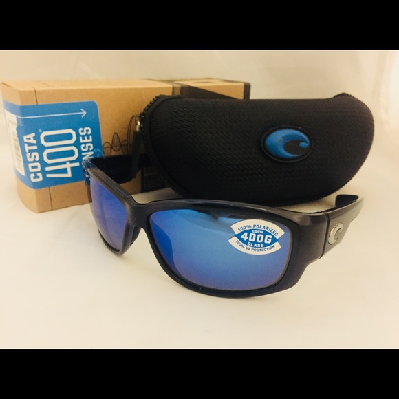 20a7f7960a6 New Costa Del Mar Luke Polarized Sunglasses 400G